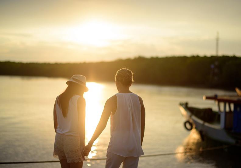 相愛相處一輩子,你得要為自己劃下界線