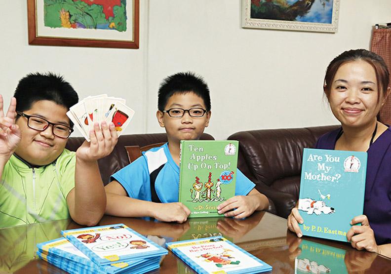 每天關鍵10分鐘!徐家兄弟不補習,講英文也像外國人