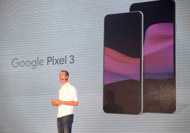 Google新旗艦手機上市,台灣團隊貢獻有多少?