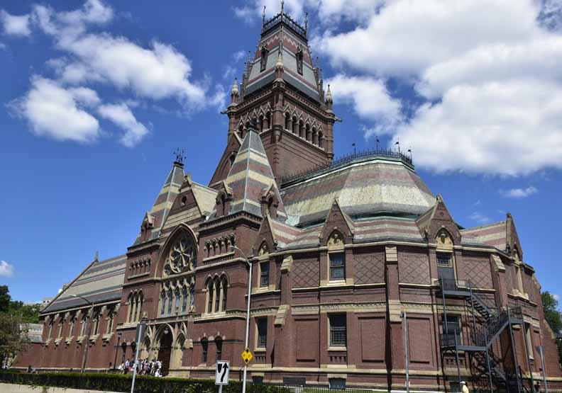哈佛大學半日遊:旅外多年的她恍然大悟一件事