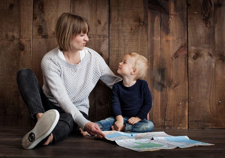 看歐美父母的教養重點,做對教育就成功了90%