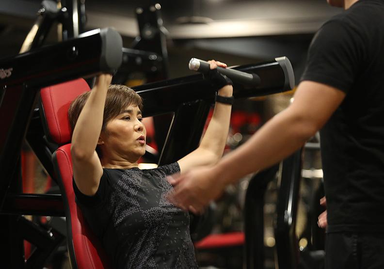 不只是練肌肉  重訓五大優點報你知