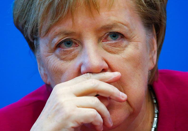 德國鐵娘子將退出政壇!梅克爾:是時候開啟新的篇章