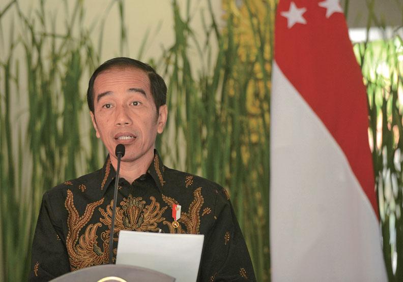 印尼總統預告經濟寒冬  佐科威:比金融海嘯更慘