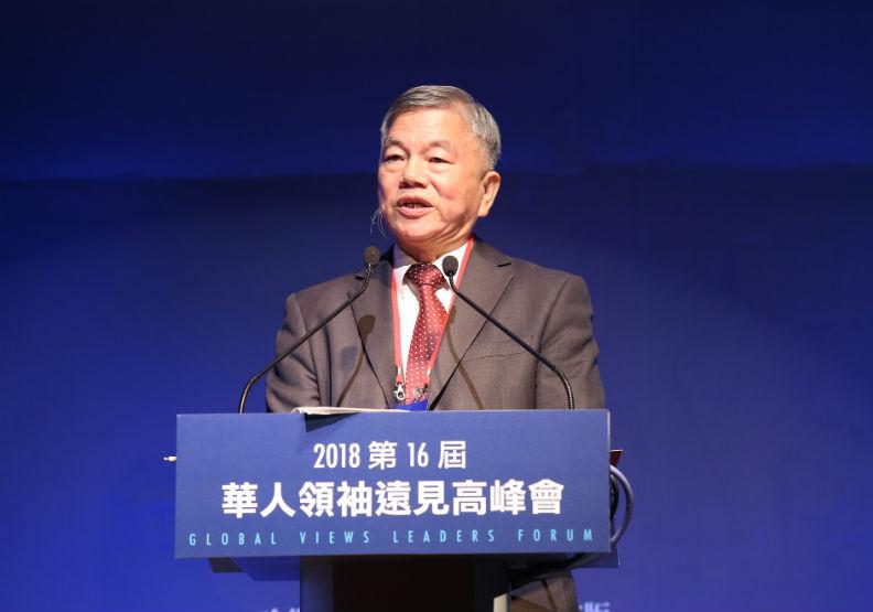 沈榮津:離岸風電將為台灣帶來1兆元投資