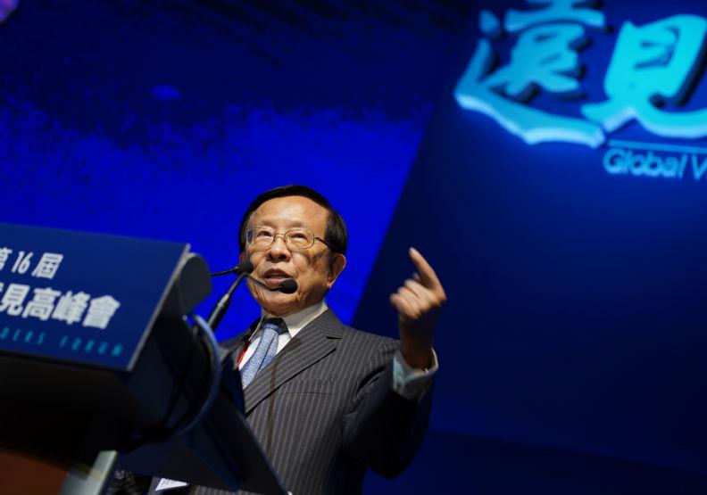 高希均:兩岸若合作資源共享,台灣年輕人會有更好發展