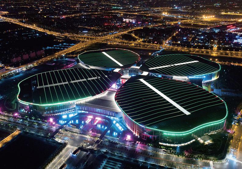 「天下第一展」中國進博會  向全球進口10兆美元商品