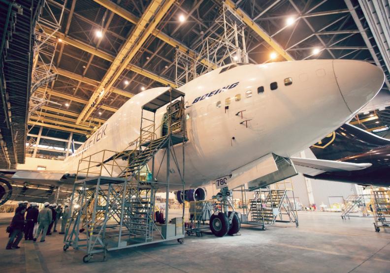 新機場經濟學 桃園與世界連結