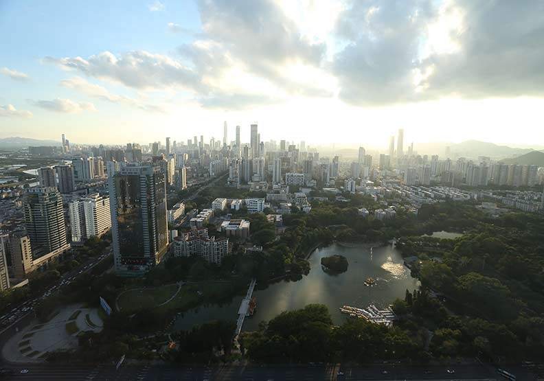 香港旁邊 將出現第三座人口達千萬級大城市
