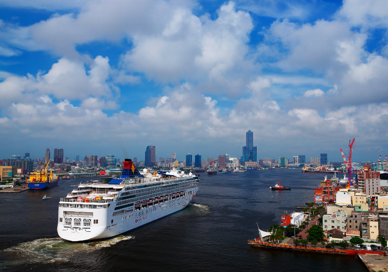 郵輪產業 台灣觀光新未來