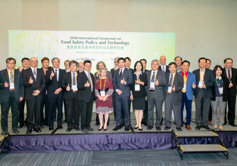 借鏡先進國家政策  提升台灣食品安全競爭力