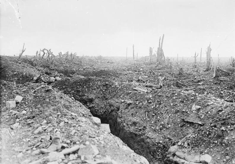 終結一戰的間接推手,大家怕到無法攻進德國