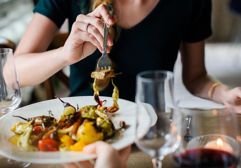 吃一口飯的體悟:人生只有現在,沒什麼下一站