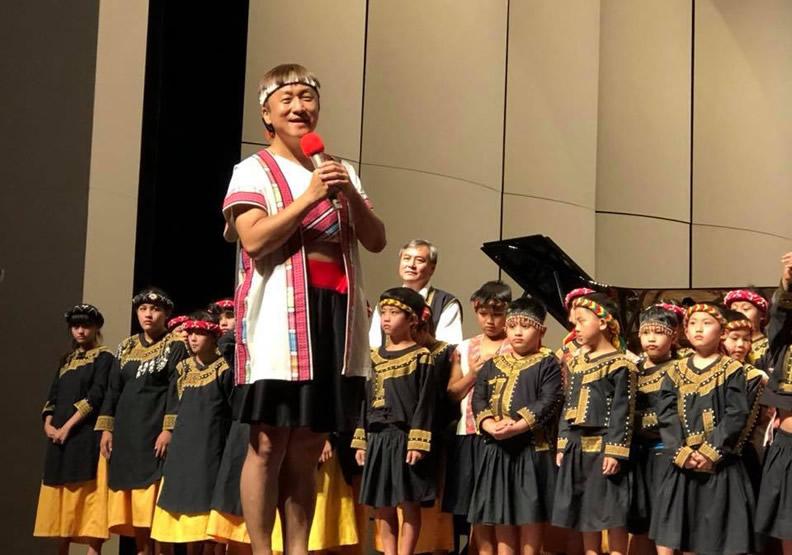 唱出美麗新人生  牙醫師用音樂改變六龜孩子的未來