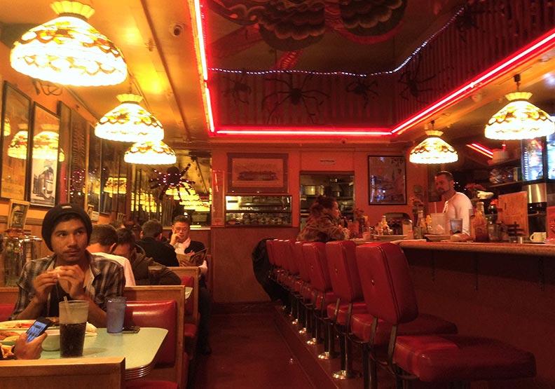 最有美國味的餐廳:沒去吃別說你來過美國!