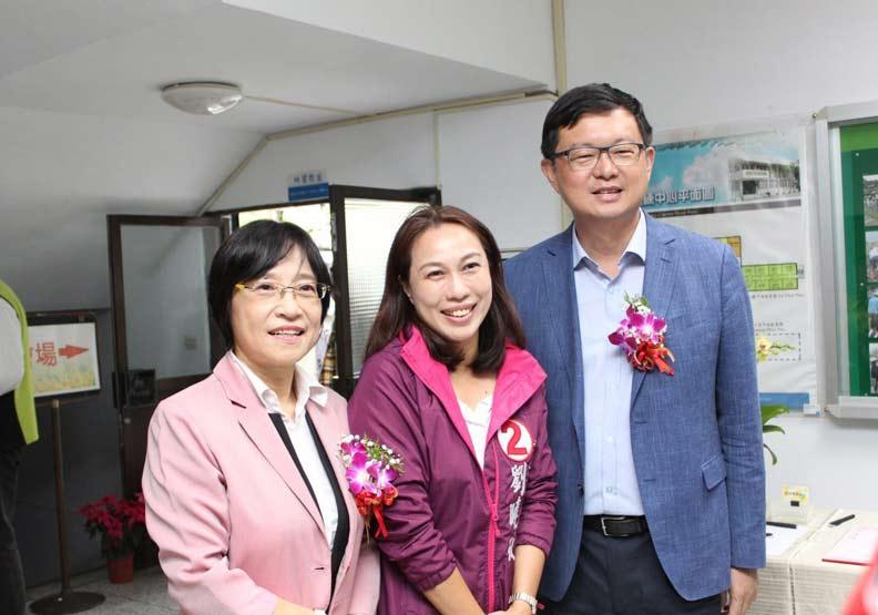誰介入選舉?豐年社前社長汪文豪一張照片打臉李退之