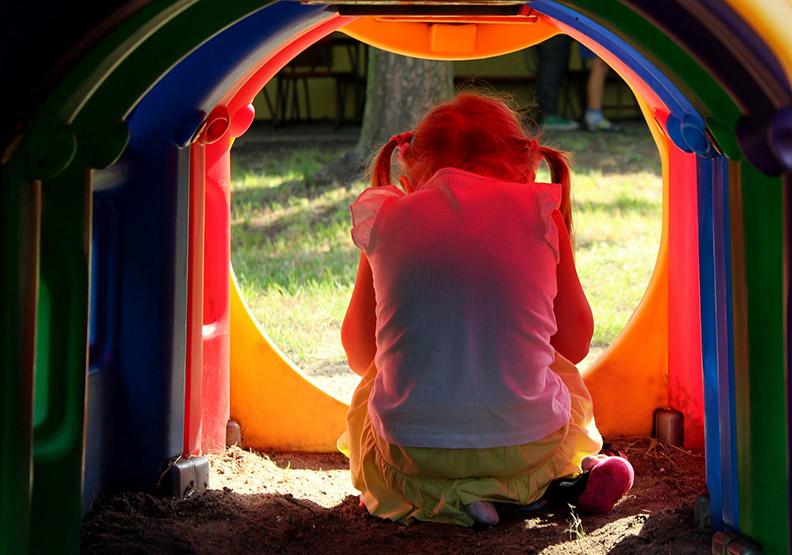你以為對孩子好而不講的事,反而讓孩子更恐懼