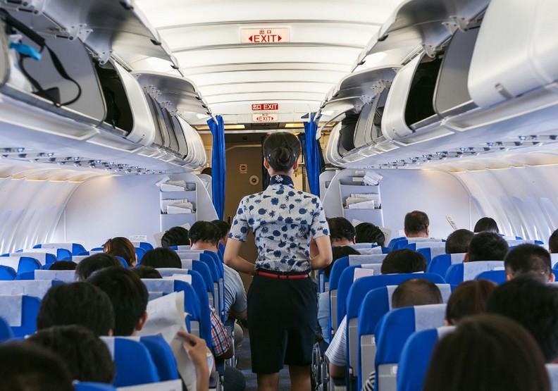 空姐沒告訴你的事:飛機上最骯髒的7個地方
