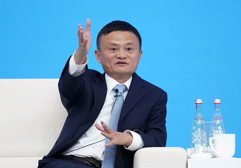 馬雲:中國開放對世界是機會