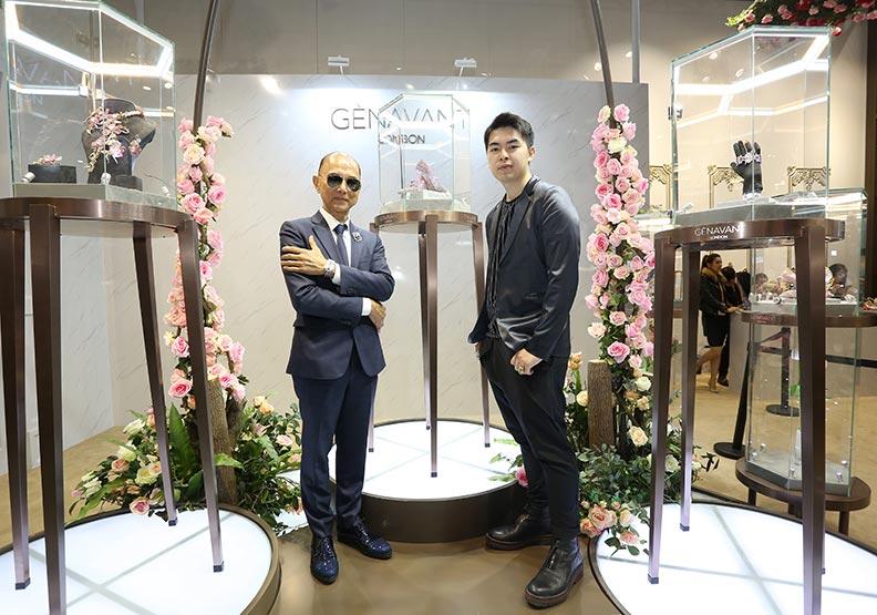 打造1.5億天價粉鑽高跟鞋  台灣設計師洪大鈞驚豔中國