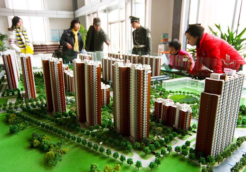 中國政府連出重拳打房  建商半價拋售求生