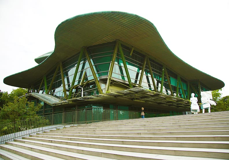 雲門、古厝、武術館 開心暢遊11站