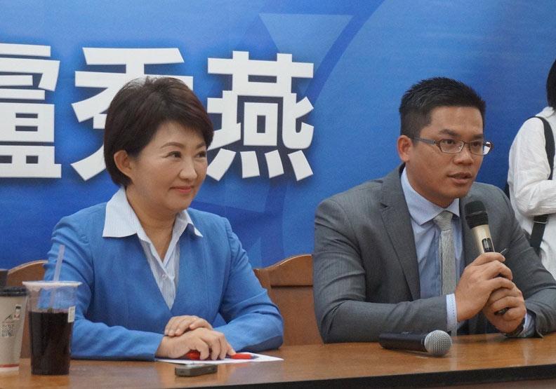 過去常遲到的他 如今成盧秀燕的第一位新聞局長