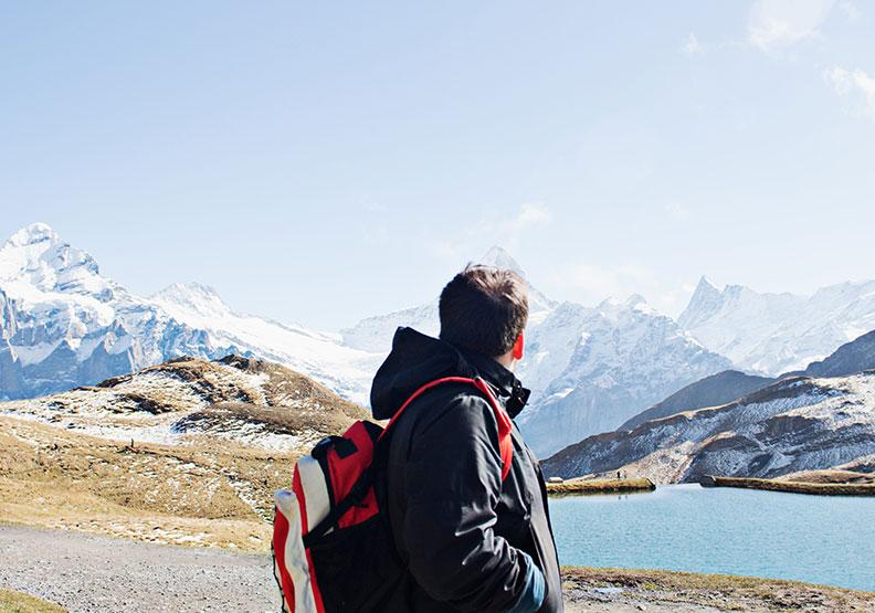 從登山,看中西方對「自然」的態度差在哪