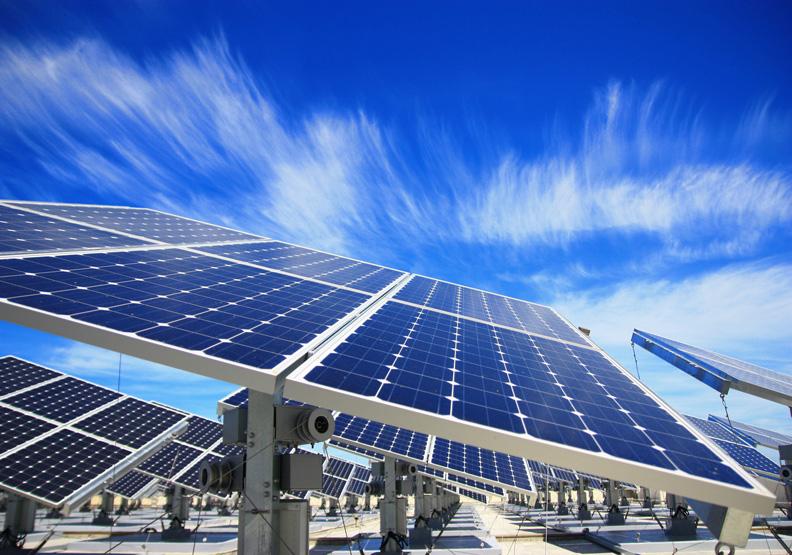 綠能與生態共存 積極邁向能源轉型