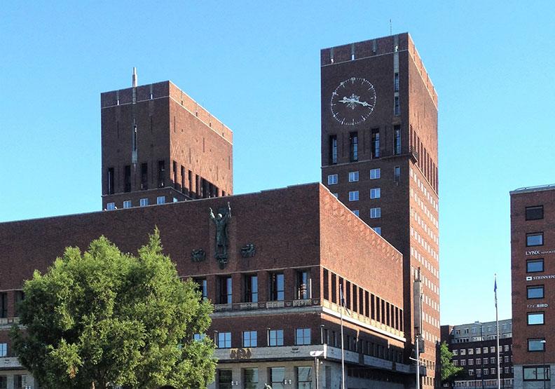 曝光率最高的市政廳?諾貝爾和平獎在這裡頒發