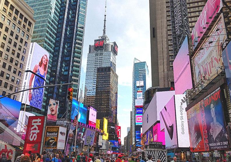 見證大球落下的那一刻,紐約時代廣場跨年攻略
