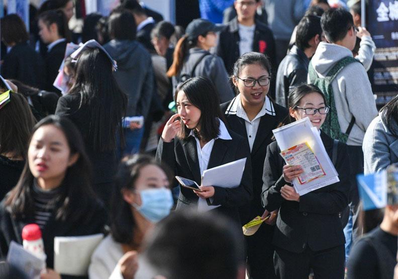 他們薪資也不高...陸大學畢業生期望平均23K