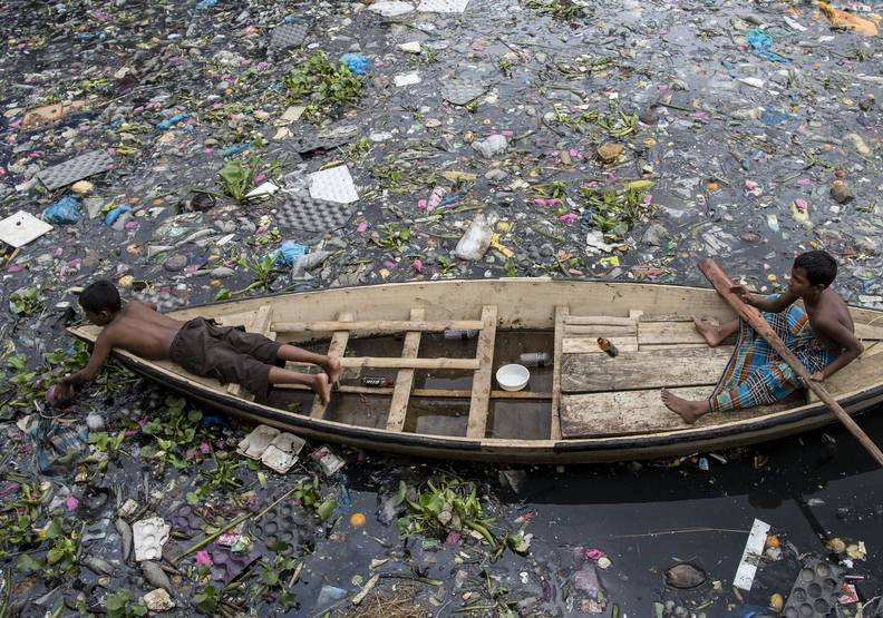 大海正在窒息!全球海漂塑膠垃圾80%來自亞洲