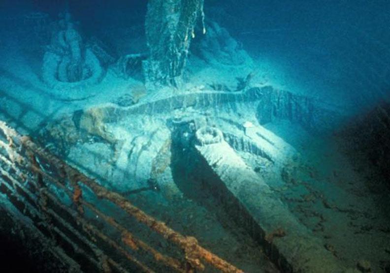 鐵達尼號打撈有玄機!他爆料埋藏30多年的真相