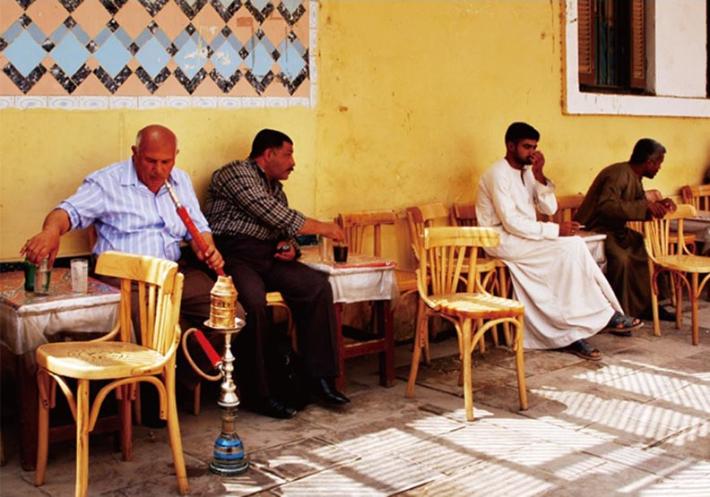 喝到咖啡渣、果汁要加果醬?內行人的埃及之旅