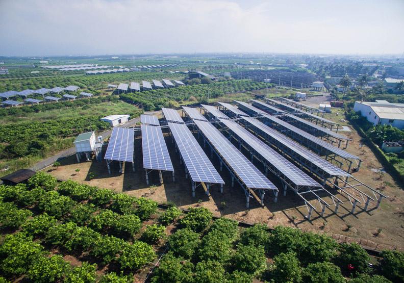 邁向能源轉型 綠能與生態共存可期