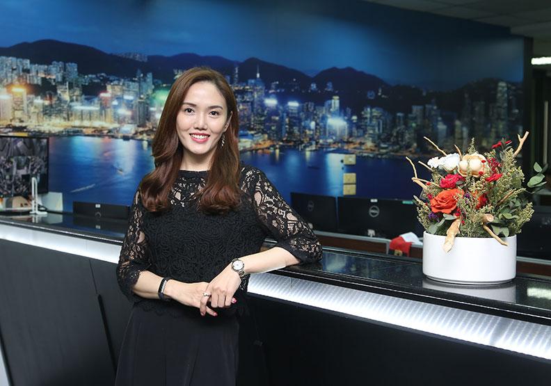 脫離香港「石屎森林」 台灣媳婦愛上台中的愜意