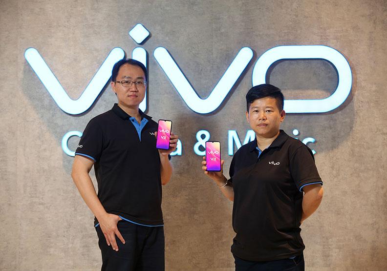 登台一年賣近10萬支手機 vivo力拚市占前五強