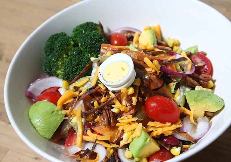 義式料理顛覆素食想像 讓食材本色發光
