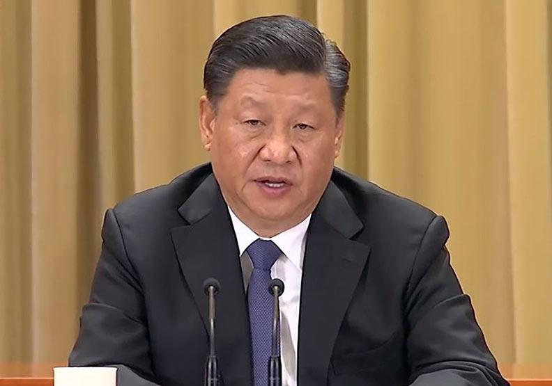 「中國人不打中國人」習近平首提5原則並舉一國兩制