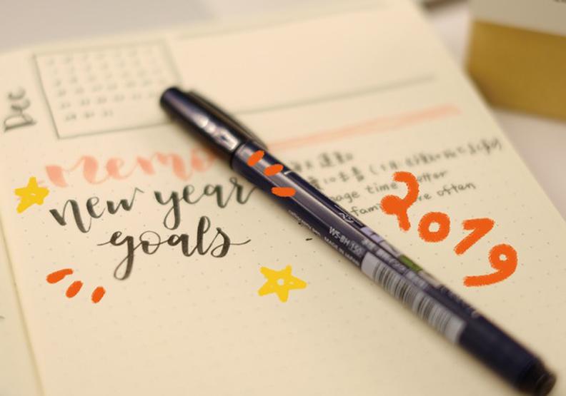 新年新目標每次都失敗?快檢查你設的「目標」有沒有問題