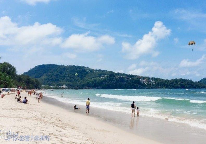 不走尋常路!愜意遊玩普吉島最熱門的海灘