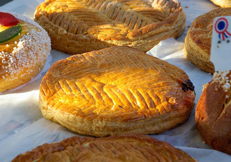 差點消失的法國新年食物!國王餅的由來