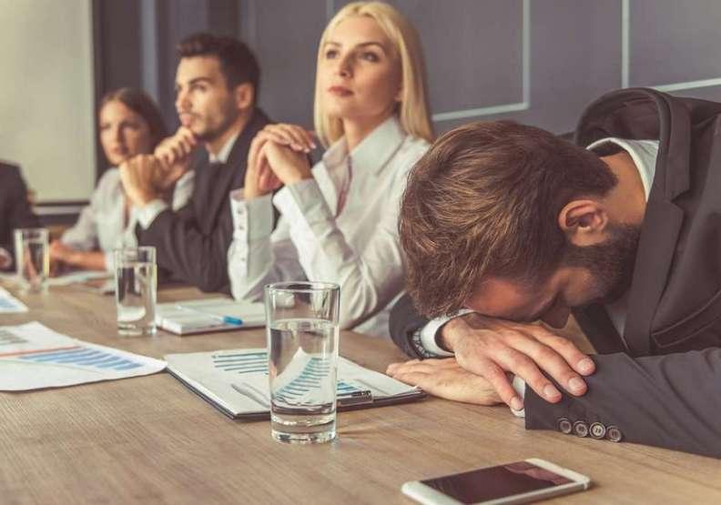開會真的浪費生命!研究證實會議是糟糕的職場文化