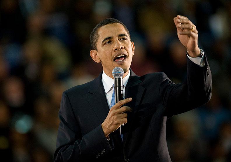 歐巴馬:英勇就在這裡,在我們每個人心中