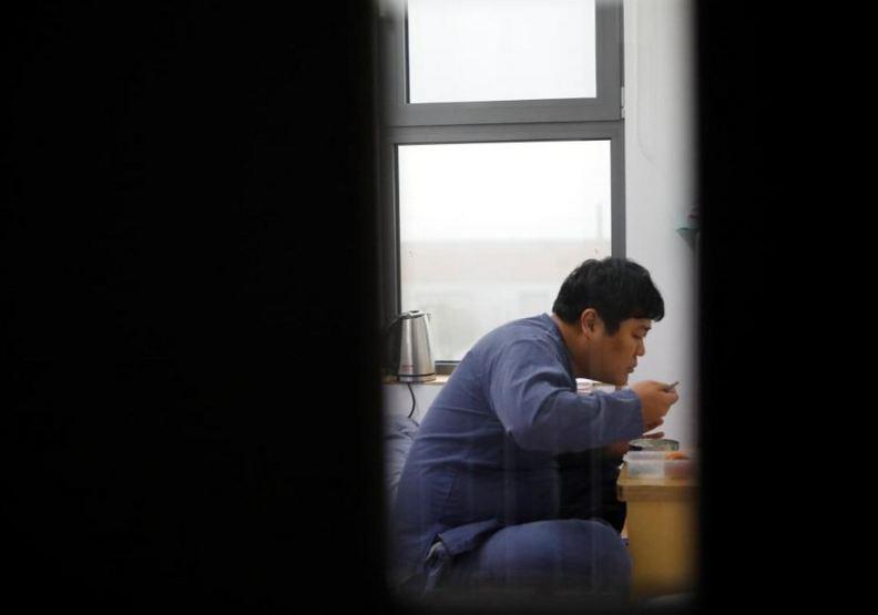 工作壓力實在太大!韓國人選擇去監獄放鬆