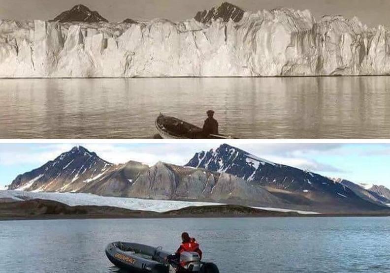 還在瘋十年挑戰?大自然環境的十年才真正讓人心碎