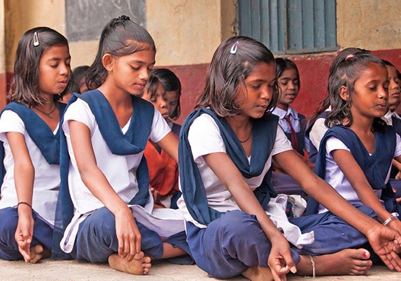 全球幸福排名只有133…他們把「快樂」加入必修課
