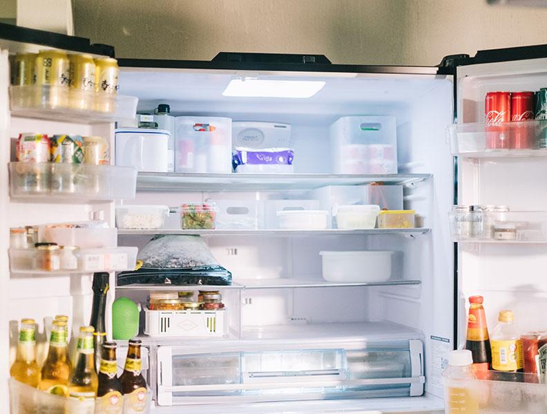 煥然一新過好年!四個方法保持冰箱整潔