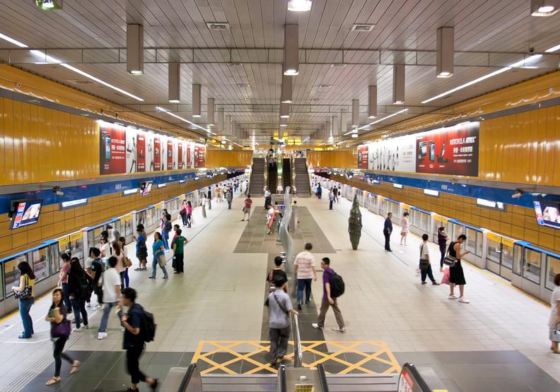 台北捷運令人驕傲!外媒列10大理由大讚世界第一